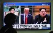 Puncak Pertemuan Trump-Kim Dimulai Pagi Ini