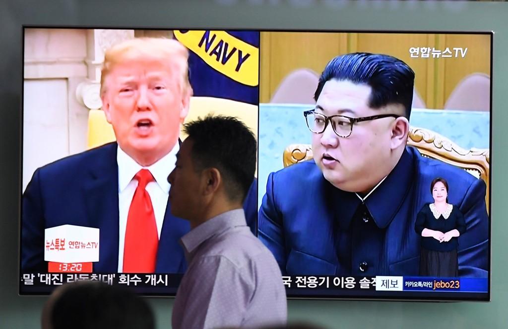 Pertemuan bersejarah AS dan Korut akan dilaksanakan hari ini. (Foto: AFP)
