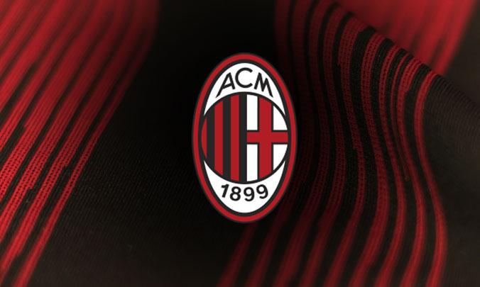Logo AC Milan. (Foto: acmilan.com)