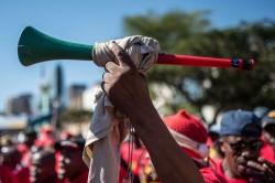 Lozhkas, Instrumen Musik Pengganti Vuvuzela di Piala Dunia 2018