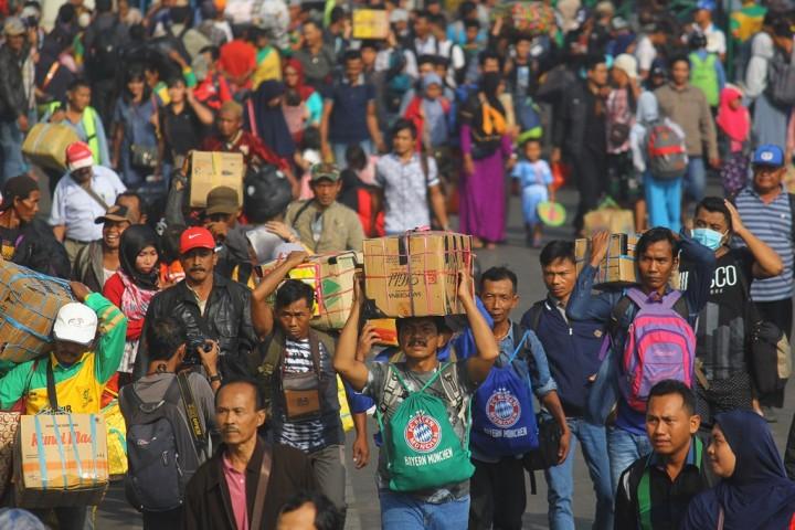 Arus Mudik dan Redistribusi Uang di Daerah