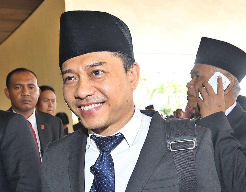 Anggota Komisi X DPR RI Anang Hermansyah--MI/Susanto
