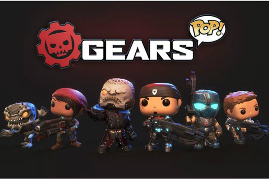 Microsoft, Funko dan Mediatonic akan hadirkan game mobile Gears Pop! untuk perangkat Andoid dan iOS pada 2019.