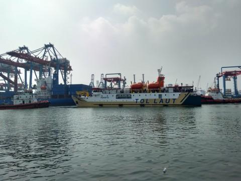 Lonjakan Penumpang di Pelabuhan Tanjung Priok hanya 5%