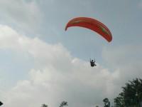 Atlet Paralayang Tewas saat Terbang di Batu
