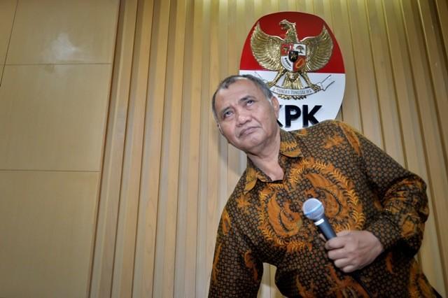 KPK head Agus Rahardjo (Photo:Ant)