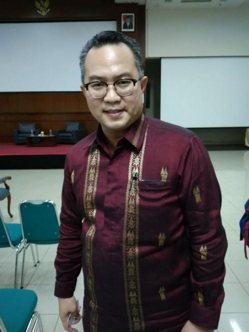Rektor IPB, Arif Satria di Universitas Al Azhar Indonesia (UAI),
