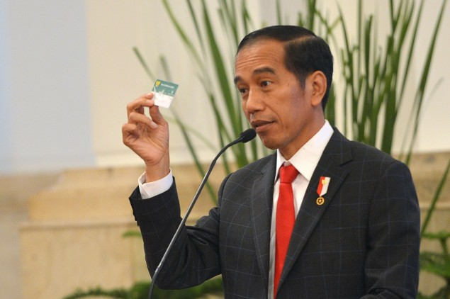 President Joko Widodo (Photo:Antara/Wahyu Putro)