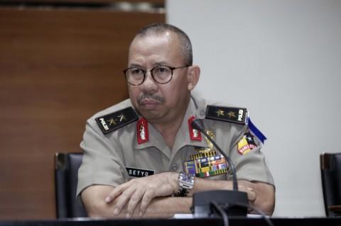 Kepala Divisi Humas Mabes Polri, Irjen Setyo Wasisto - MI/Rommy