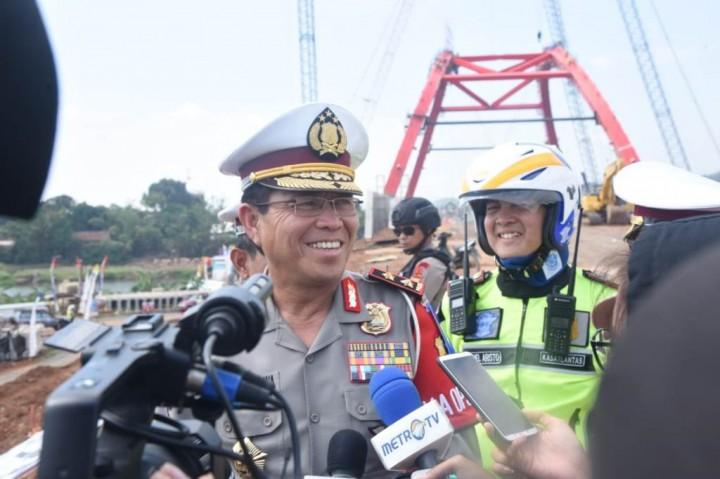 Jembatan Kali Kuto Dibuka Besok
