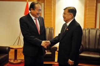 JK Bertemu Deputi PM Vietnam Bahas Tenaga Kerja
