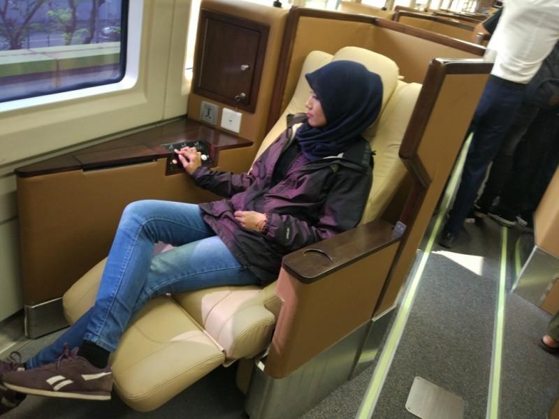 Kereta Sleeper. Medcom/Annisa Ayu.