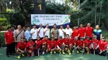Akhiri Uji Coba, Tim Soft Tenis Indonesia Berjaya di Thailand