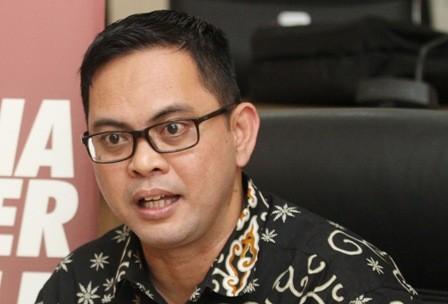 Komisioner KPU Viryan Aziz/ANT/Reno Esnir