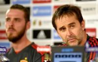 Lopetegui Latih Madrid, Fans MU Memohon kepada Istri De Gea