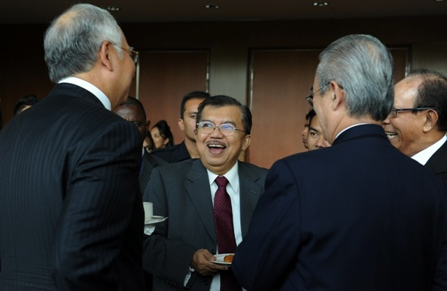 Wakil Presiden Jusuf Kalla. Foto: Antara/Saptono.