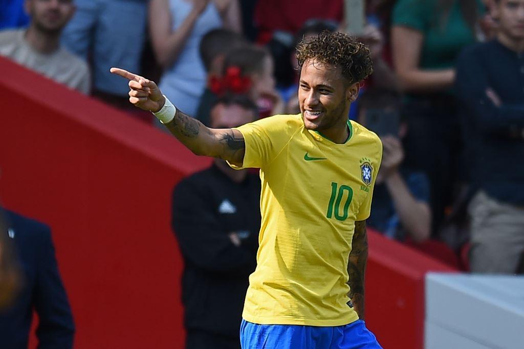Neymar da Silva Jr (Foto: AFP)