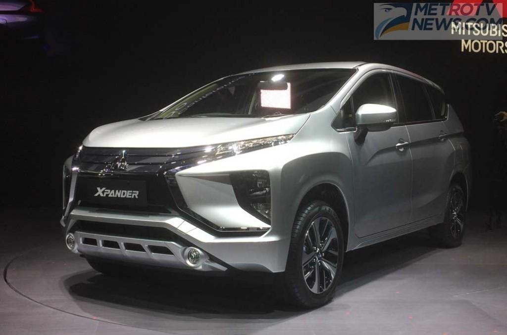 Nissan berbasis Mitsubishi Xpander muncul tahun depan. Dok. Medcom