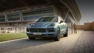 Porsche Sepakat, Memproduksi Cayenne Coupe