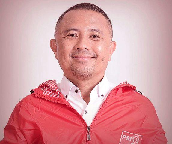 Juru Bicara PSI Bidang Ekonomi dan Bisnis, Rizal Calvary Marimbo