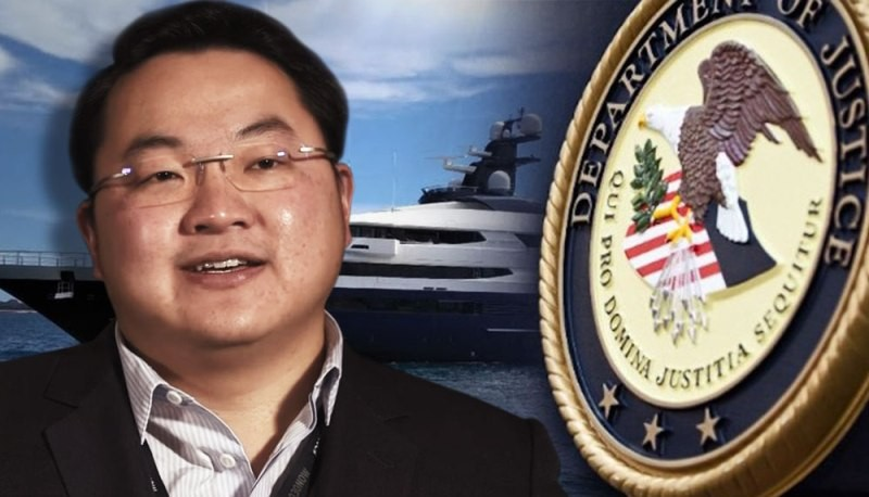 Low Taek Jho atau biasa dikenal sebagai Jho Low adalah sosok yang disebut sebagai pemilik kapal pesiar Equanimity (Foto: Malaysia Kini).