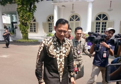 Agus Harimurti Yudhoyono (AHY) --Medcom.id/Achmad Zulfikar Fazli
