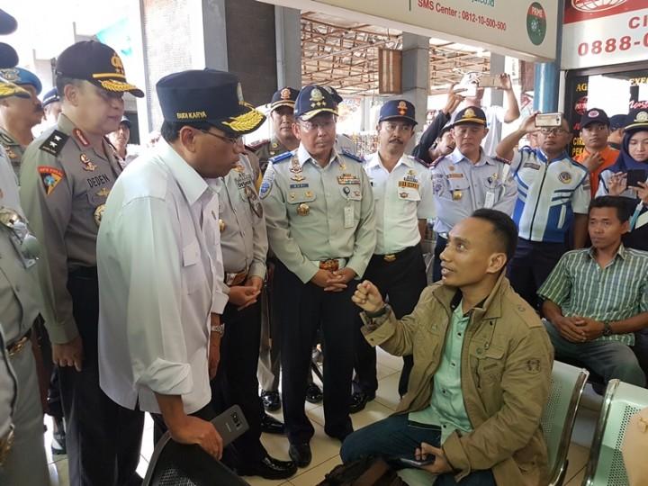 Cerdas, Bermodal Rp180 Ribu untuk Mudik Bandung-Tuban