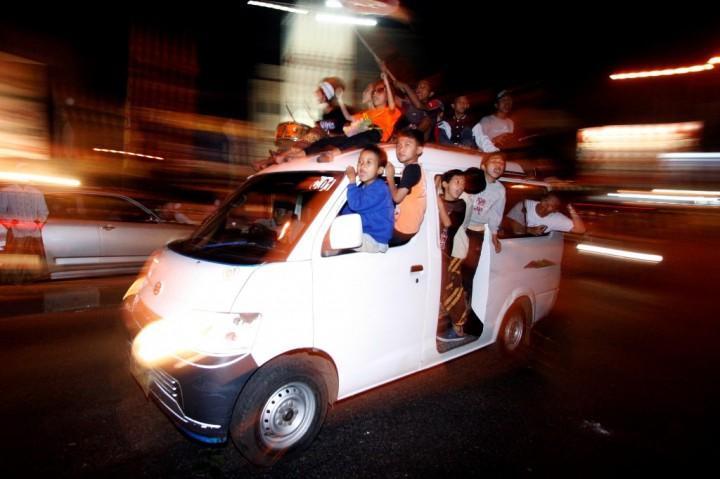 Warga Depok Dilarang Konvoi saat Malam Takbiran