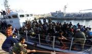 40 Imigran Gelap Diselamatkan Kapal Perang AS di Libya
