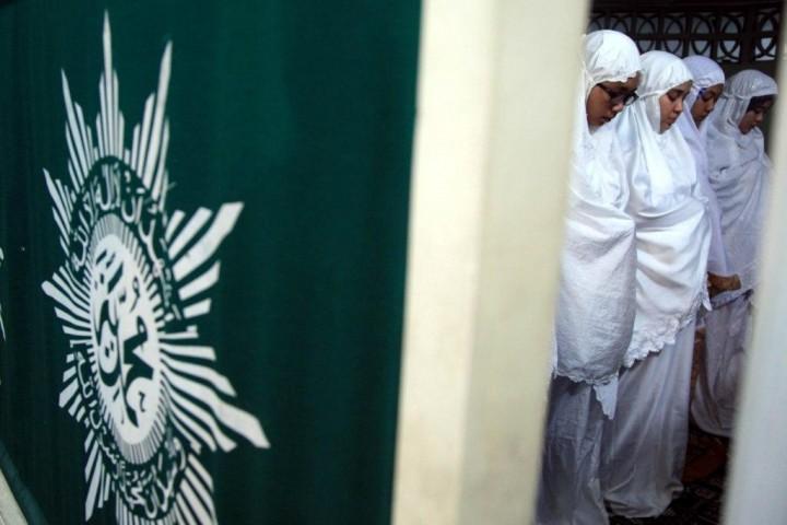 Muhammadiyah Rayakan Lebaran Jumat 15 Juni