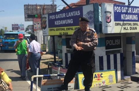 Kapolsek Kedawung Polres Cirebon Kota, AKP Tutu Mulyana,