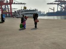 Mudik dengan Kapal Laut Masih jadi Primadona