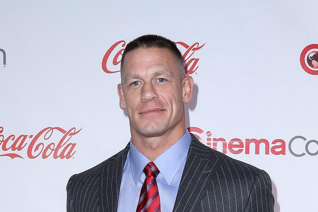 John Cena (Foto: wenn)
