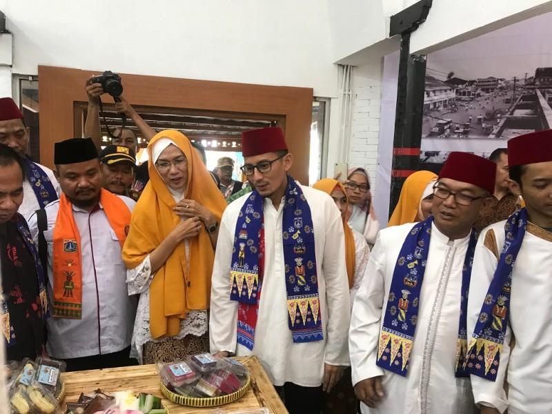 Wakil Gubernur DKI Jakarta Sandiaga Uno - Medcom.id/M Sholahadhin Azhar.