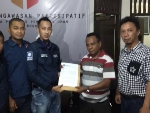 BM PAN Kota Bogor melaporkan Usmar Hariman ke Panitia Pengawas