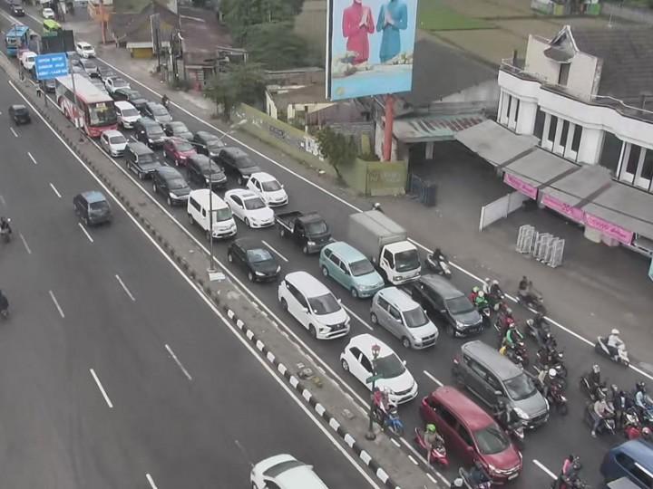4,6 Juta Kendaraan Masuk Kabupaten Sleman