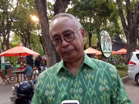 Direktur Utama PT Pembangunan Jaya Ancol (PJA) Paul