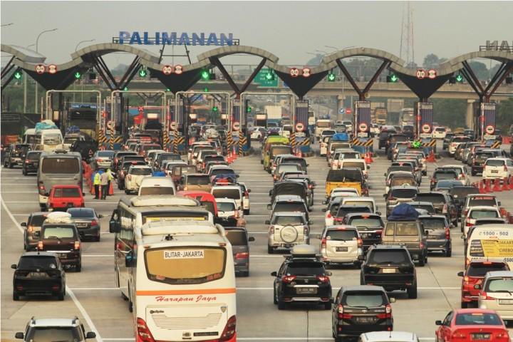 <i>One Way Traffic</i> Diberlakukan hingga Palimanan
