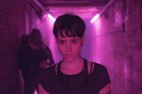 Claire Foy dalam The Girl in the Spider's Web (sony pictures)