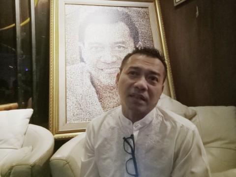 Anang Hermansyah (Foto: Medcom/Daviq Umar Al Faruq)