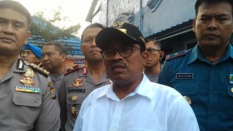 Penjabat Gubernur Sulawesi Selatan Sumarsono. Foto: Andi Aan