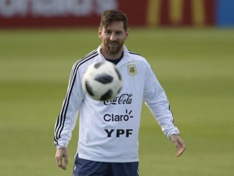 Lionel Messi. (AFP PHOTO / JUAN MABROMATA)