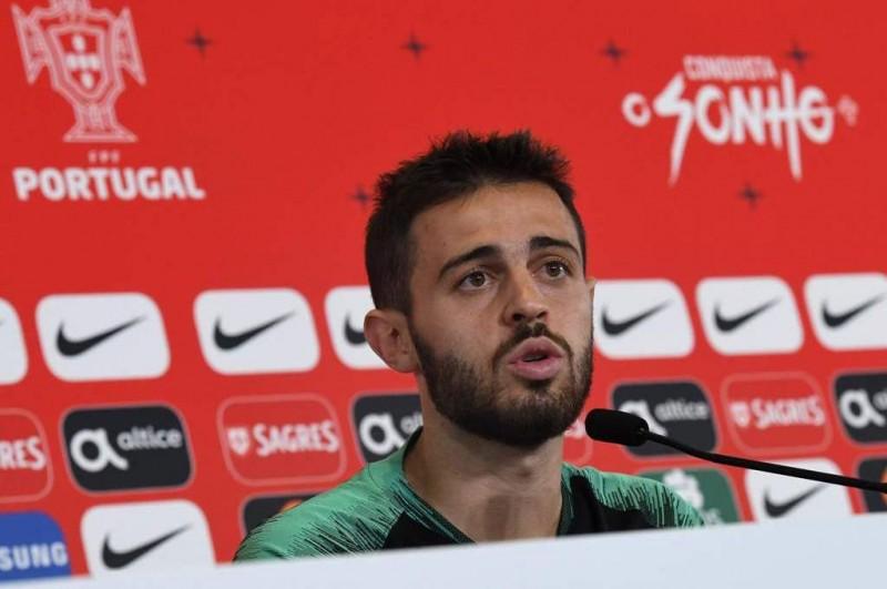 Bernardo Silva (Foto: AFP/FRANCISCO LEONG)