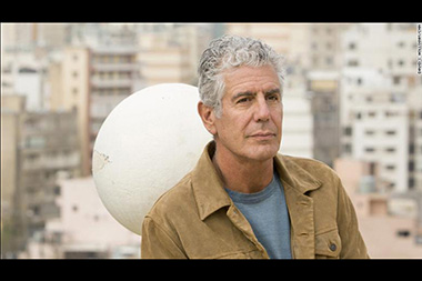 Anthony Bourdain dalam salah satu episode Parts Unknown (Foto: