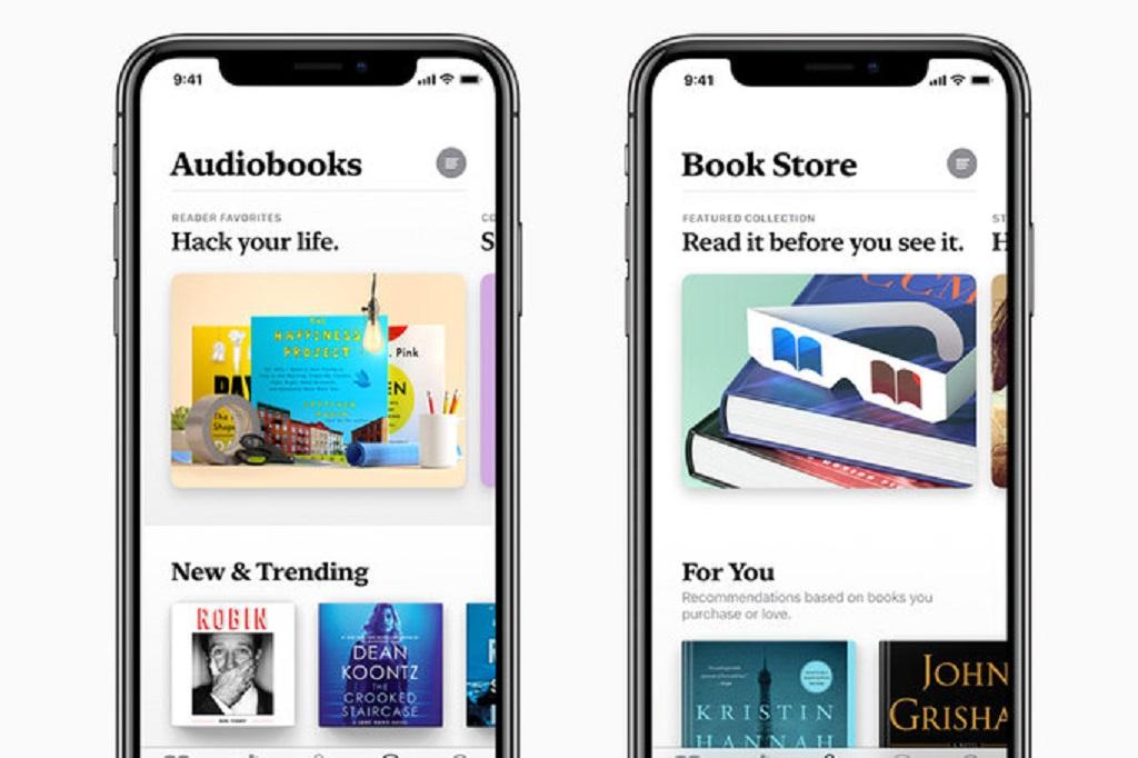 Apple merilis preview untuk aplikasi buku digital terbarunya, Books, yang akan menggantikan iBooks.