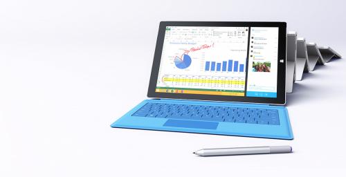 Beberapa tahun belakangan, Microsoft tidak mengubah desain
