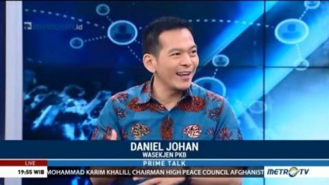 Wakil Sekretaris Jenderal PKB Daniel Johan.