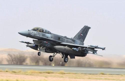 Jet tempur koalisi Arab Saudi siap lakukan serangan ke Houthi