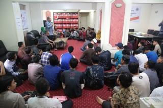 885 Mahasiswa RI di Mesir Terima Zakat