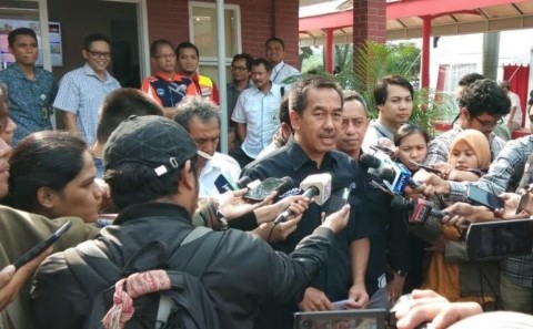 M. Awaludin Presiden Direktur PT Angkasa Pura II, Kamis 14 Juni